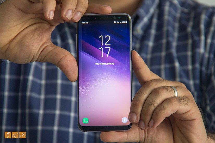 6 tính năng cực đỉnh trên Samsung Galaxy S8 hiếm smartphone nào có được