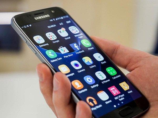 Cách giải quyết nhanh Samsung Galaxy S7 bị treo máy