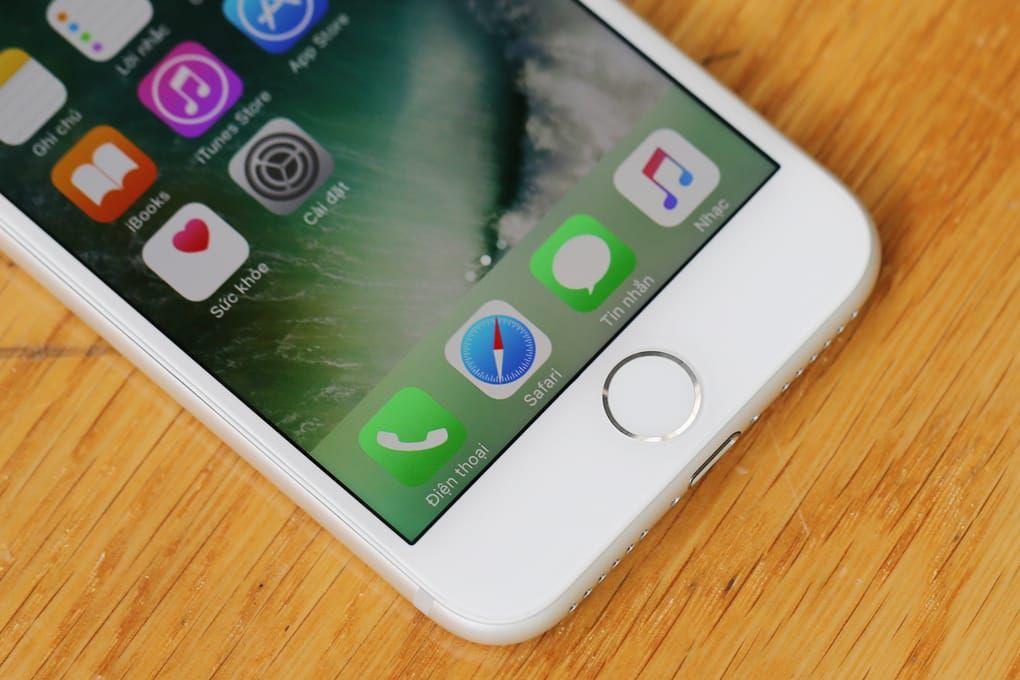 Cách khắc phục màn hình iphone 5S bị hở sáng