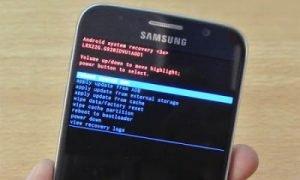 Cách khắc phục Samsung Galaxy S5 bị treo