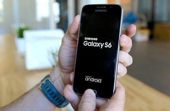 Cách khắc phục Samsung Galaxy S6 bị treo logo