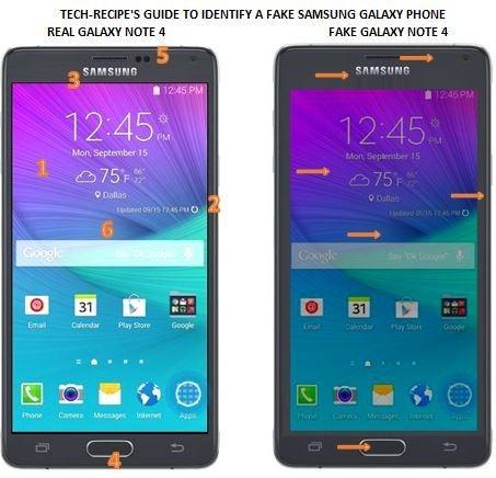 Chuẩn bị mua lại Samsung cũ, bạn nhớ lưu ý những điều này