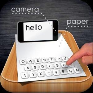 Chuyện thật như đùa: bàn phím QWERTY làm từ giấy A4
