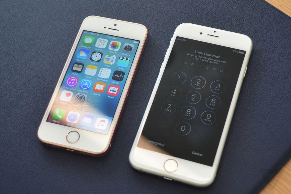 Đánh giá số phận iPhone SE và iPhone 5s