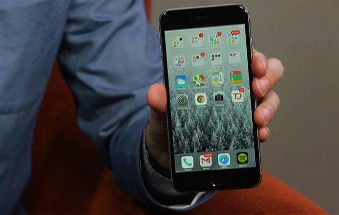 Giải cứu iPhone 6 Plus trước án tử màn hình trắng