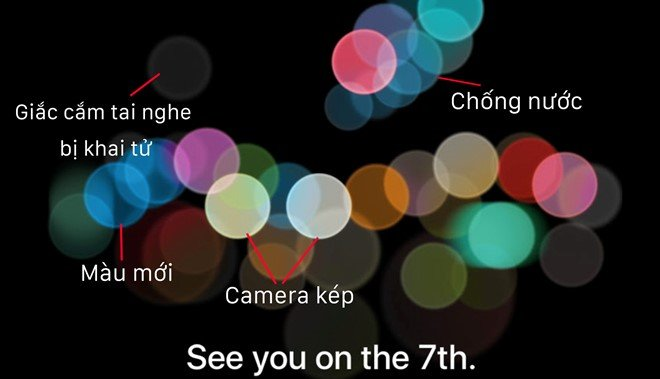 Giải mã thư mời lung linh đầy ẩn ý của Apple