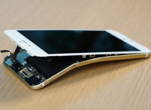 Iphone 6 bị cong – Bạn cần biết những điều này