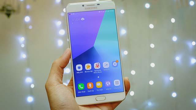 Khắc phục Samsung Galaxy C9 Pro bị hao pin