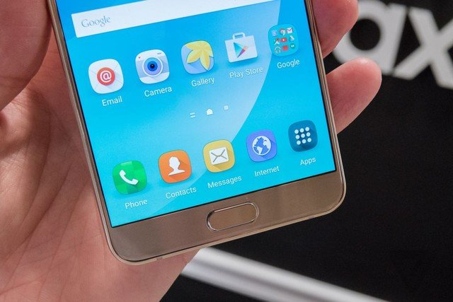 Khắc phục Samsung Galaxy Note 5 bị lỗi cảm ứng