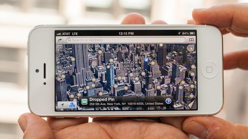 Khắc phục tất tần tật lỗi màn hình iphone 5 chỉ qua 3 bước