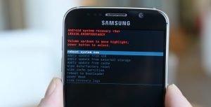 Làm gì khi Samsung Galaxy S6 bị đơ?