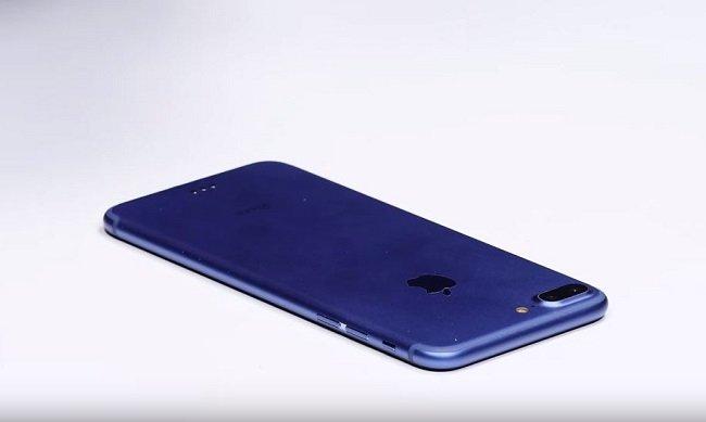 Lộ clip chạy thử nghiệm iPhone 7 Plus trước giờ G