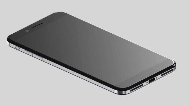 """Quá lo sợ Galaxy S8 với """"màn hình vô cực"""" khiến màn hình iPhone 8 phải có thêm tính năng mới"""
