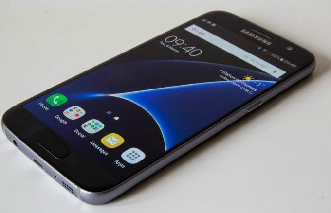 Mách bạn cách khắc phục Samsung Galaxy S7 bị lỗi cảm ứng