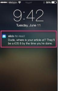 Mách bạn mẹo bảo mật tin nhắn cho iphone 7