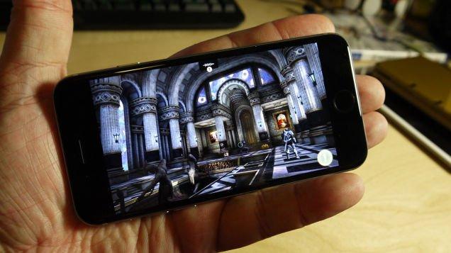 Màn hình iphone 6 plus bị đơ- Lỗi nhỏ nhưng không nhỏ