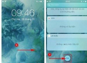 Mẹo giúp bạn gọi điện ngay trên màn hình khóa iphone