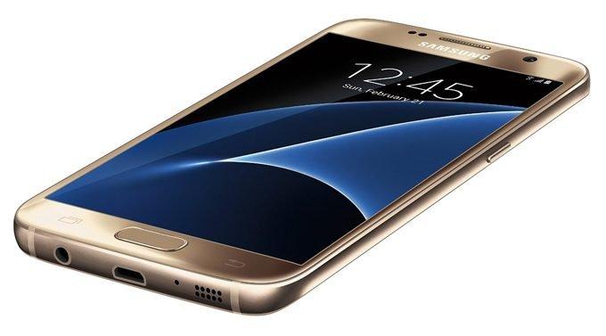 Mẹo tắt màn hình Samsung S7 và S7 Edge không cần nút nguồn