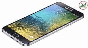 Samsung Galaxy A7 mất sóng, nên làm gì?