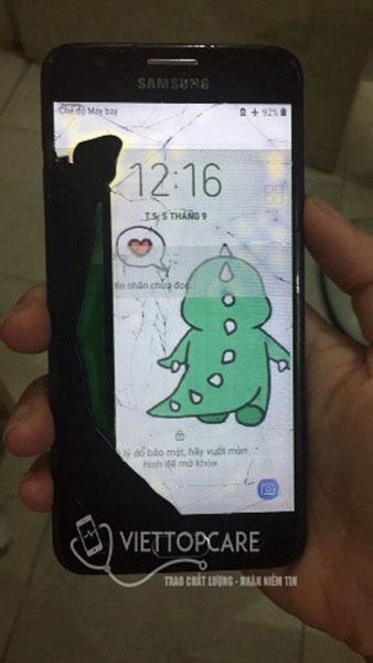 Thay màn hình Samsung Galaxy J5 Prime