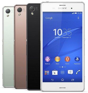 Thay màn hình mặt kính cảm ứng Sony Xperia Z3 giá tốt, uy tín nhất
