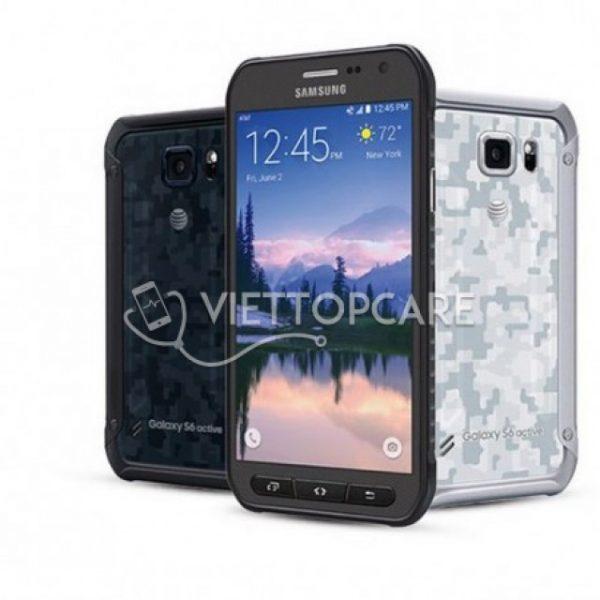 Thay mặt kính Samsung Galaxy S8 Active chất lượng, nhanh chóng