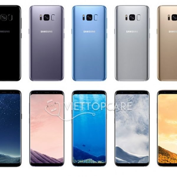 Thay mặt kính Samsung Galaxy S8/ S8 Plus
