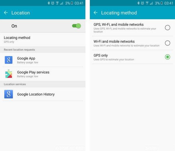 5 mẹo đơn giản tiết kiệm pin hiệu quả dành riêng cho Samsung Galaxy S6