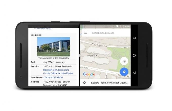 Android và điểm nhấn vượt mặt IOS