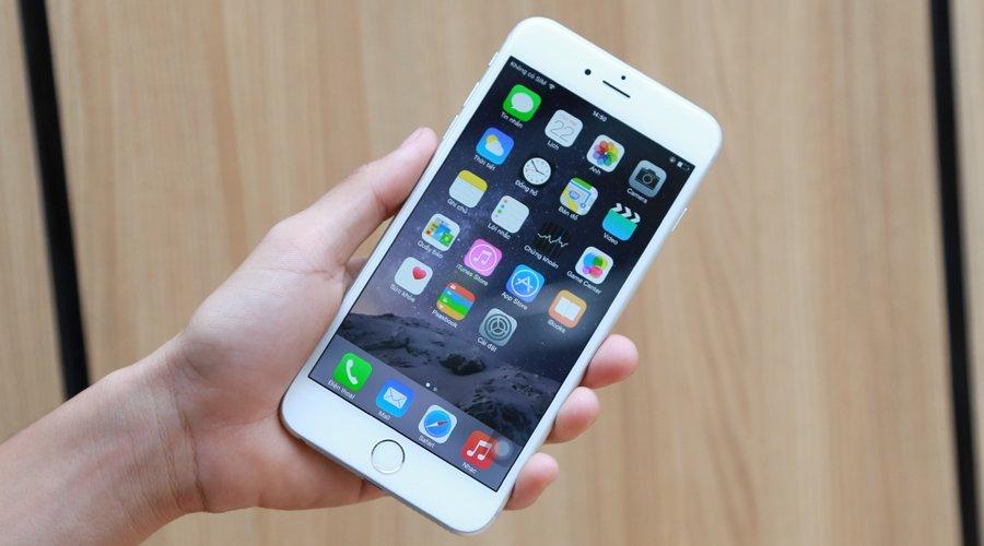 Cách khắc phục màn hình iphone 6 plus bị giật hiệu quả nhất