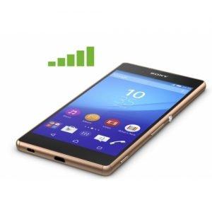 """""""Cứu nguy"""" cho Sony Xperia Z4 bị mất sóng"""