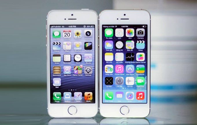 Dẹp bỏ lo lắng khi màn hình iphone 5s bị loạn cảm ứng với những cách sau