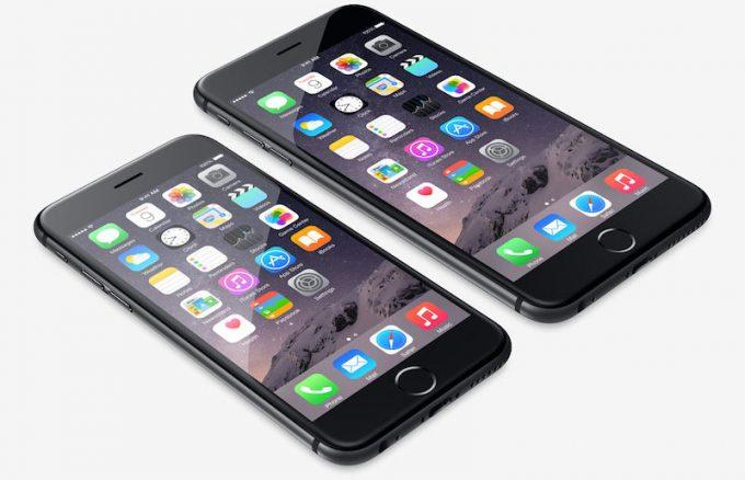Hàng loạt iphone 6/6plus gặp vấn đề về màn hình