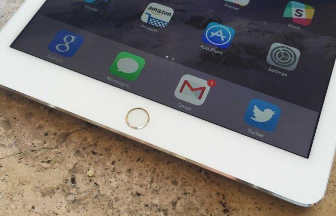 Hướng dẫn cách khắc phục iPad Air 2 bị lỗi camera