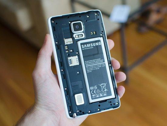 Hướng dẫn khắc phục Galaxy Note 7 bị hao pin, chai pin