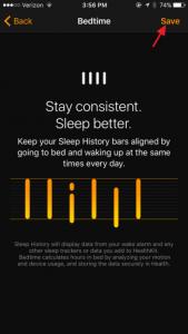 iOS 10 - Nâng niu từng giấc ngủ