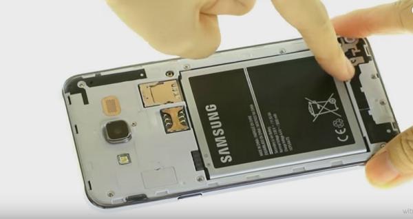 Khắc phục hư loa ngoài Samsung Galaxy J7 Prime nhanh chóng