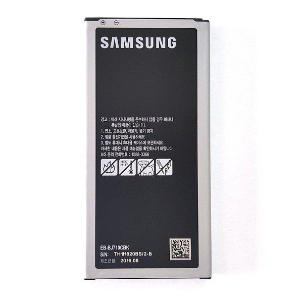 Khắc phục nhanh chóng Samsung Galaxy j7/j7 2016 bị chai pin