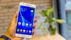 Làm thế nào với chiếc Samsung Galaxy J7 Prime bị loạn cảm ứng