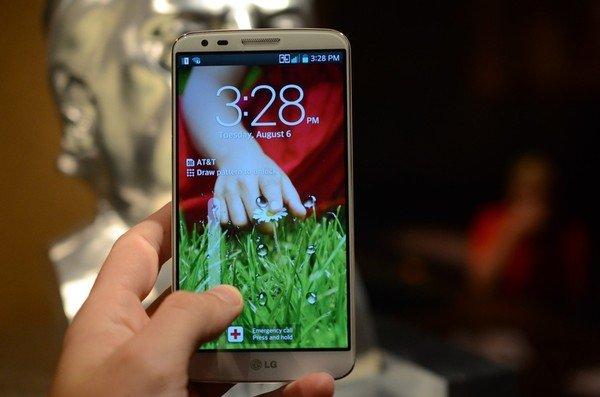 LG G2 loạn, đơ cảm ứng – nguyên nhân và cách khắc phục