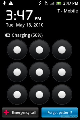 Mở khóa smartphone Android / iOS khi không có mật khẩu