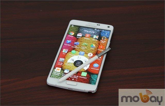 Samsung Galaxy Note 4 dự kiến ra mắt tại Việt Nam vào ngày 17/10