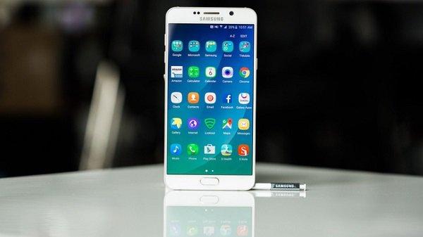Siêu phẩm Note 6 của Samsung đã dần lộ diện