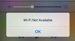 sửa ipad 3 bị lỗi wifi không vào được