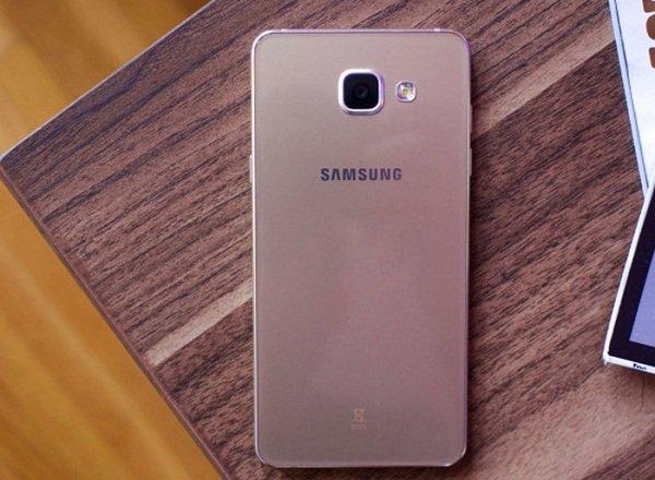 Galaxy A5/ A5 2016 bị hư camera sau