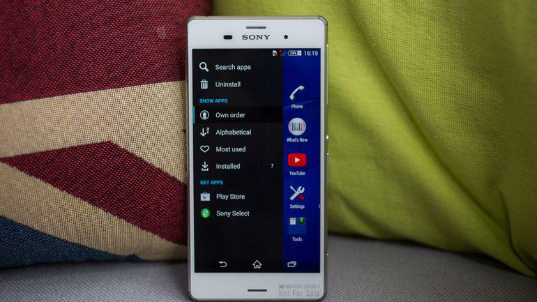 Tại sao màn hình Sony Xperia Z3 sở hữu khả năng hiển thị tuyệt vời?