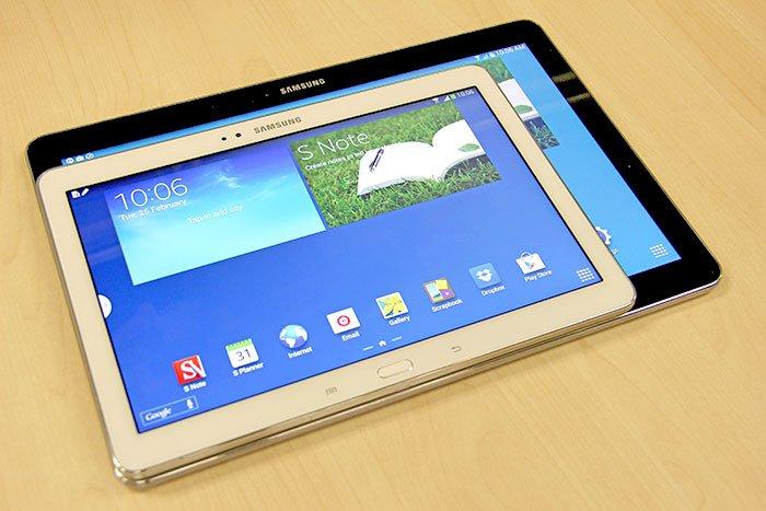 Thay màn hình Samsung Galaxy Note Pro 12.2 (P901)