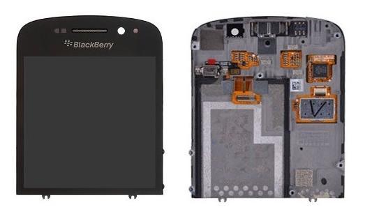 Thay màn hình BlackBerry Q10 chất lượng, nhanh chóng