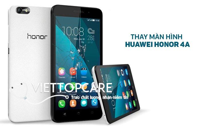 Thay màn hình Huawei Honor 4A chất lượng, nhanh chóng