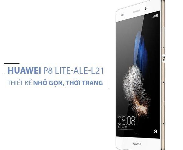 Thay màn hình Huawei P8 Lite-ALE-L21 chất lượng nhanh chóng